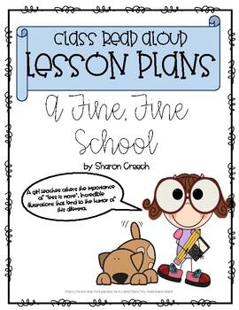 BACK TO SCHOOL! A Fine, Fine School