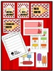 BACK TO SCHOOL PICNIC {ACTIVITIES for the FIRST DAYS & OPE