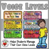 BACK TO SCHOOL -- Seasonal Voice Level Displays to Help Co