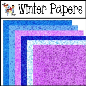 FREE! Winter Papers