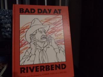 BAD DAY AT RIVERBEND ISBN# 0-590-97007-0