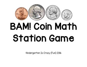 BAM! Coins Game
