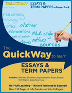 PowerPack: Essays and Term Papers Bundle