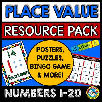 PLACE VALUE CENTERS: BASE TEN ACTIVITIES & BASE TEN GAMES: