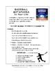 BASEBALL METAPHORS ... SPORTS Figurative Language ...TASK