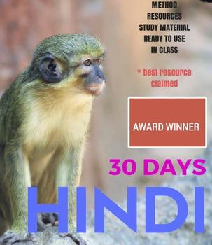 BASIC HINDI COURSE - THROUGH ENGLISH (GRAMMAR LESSONS TEAC