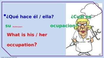 Basic Spanish Course Review (5). Power Point Presentation