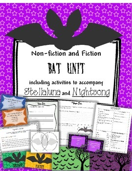 BAT UNIT - Non-fiction and Fiction