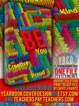 BE 2017 Yearbook Cover Design