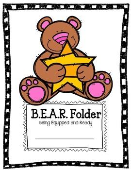 B.E.A.R Folders