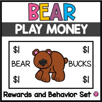 PURPLE BEARS CLASSROOM MANAGEMENT BEHAVIOR and REWARDS