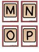BEE-BOT ABC Alphabet Letter Tiles