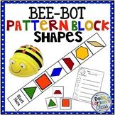 BEE-BOT Tangram Shapes