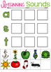 BEGINNING SOUNDS - A,S,T,M,C,I,P
