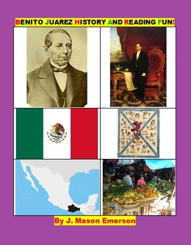 BENITO JUAREZ (SALE, FUN ACTIVITIES, SOC. STUDIES READING, TEST)