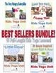 BEST SELLERS Storytime Yoga Lesson Plan Bundle (15 Full-Le