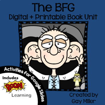 The BFG [Roald Dahl] Book Unit
