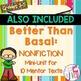 BIGGEST & BEST Mentor Sentence Bundle Volume 2 for Grades