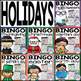 Holiday BINGO {Growing} Bundle
