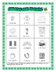 BINGO IRLANDÉS- Irish BINGO-Review Colors/Gender/Nouns- St