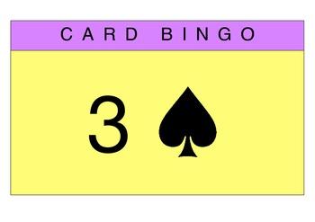 BINGO PLAYING CARDS-1