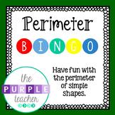 Perimeter Bingo