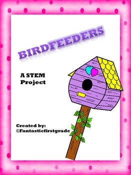 BIRDFEEDERS a 1st Grade STEM Project