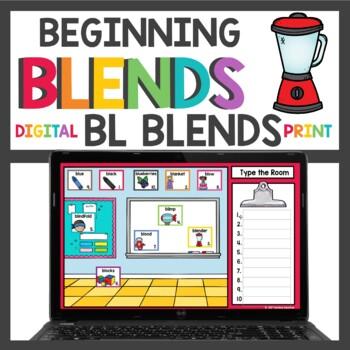 BL Blends Work Working Activities