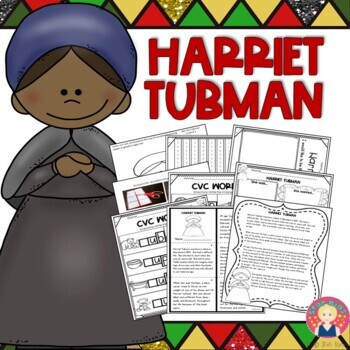 BLACK HISTORY - Harriet Tubman