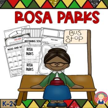 BLACK HISTORY - Rosa Parks