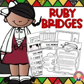 BLACK HISTORY - Ruby Bridges