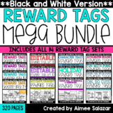 BLACK & WHITE Brag Tags MEGA Bundle