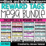 BLACK & WHITE Brag Tags MEGA Bundle