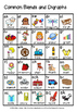 BLENDS AND DIGRAPH CHART(50% off for 48 hours)