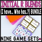 BLENDS BUNDLE {I HAVE..., WHO HAS...?} R BLENDS GAMES