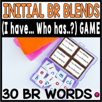 INITIAL BLENDS GAMES for WHOLE and SMALL GROUPS