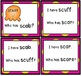 INITIAL PHONICS BLENDS with SC TASK SET