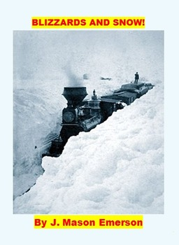 BLIZZARDS AND SNOW  (SCIENCE, CCSS PAGES)