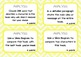 BLOOM'S READING COMPREHENSION QUESTION TASK CARDS Chevron