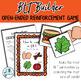 BLT Sandwich Builder: Open Ended Reinforcement Game: Great