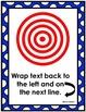 12 Writing Target Goals for Kindergarten and 1st Grade - B