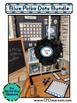 BLUE POLKA DOTS Classroom Decor - EDITABLE Clutter-Free Cl