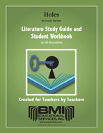 Holes: Study Guide and Student Workbook (Enhanced eBook)