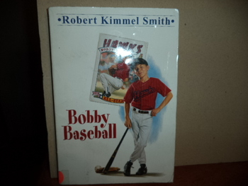 Bobby Baseball ISBN 0-440-40417-7