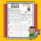 Journeys FIRST Grade BOGGLE:  Unit SIX