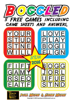 BOGGLE Word Games 4 Free