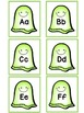 BOO!  Halloween Alphabet Letter and Letter Sound Game