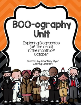 BOO-ography Research Project
