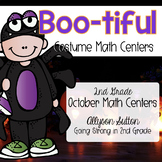 BOO-tiful Math Centers on Parade - October Math Centers 2n