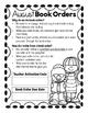 BOOK ORDER 101